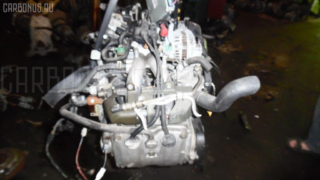 Двигатель SUBARU FORESTER SG5 EJ202 Фото 4