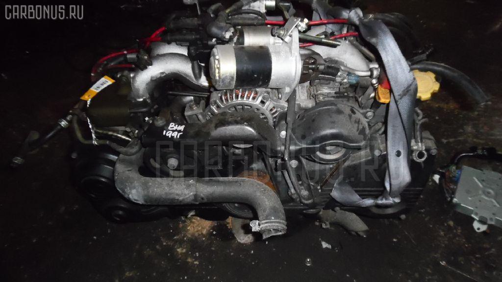 Двигатель SUBARU LEGACY LANCASTER BH9 EJ254 Фото 1