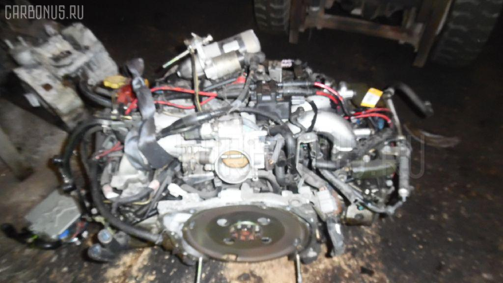 Двигатель SUBARU LEGACY LANCASTER BH9 EJ254 Фото 3