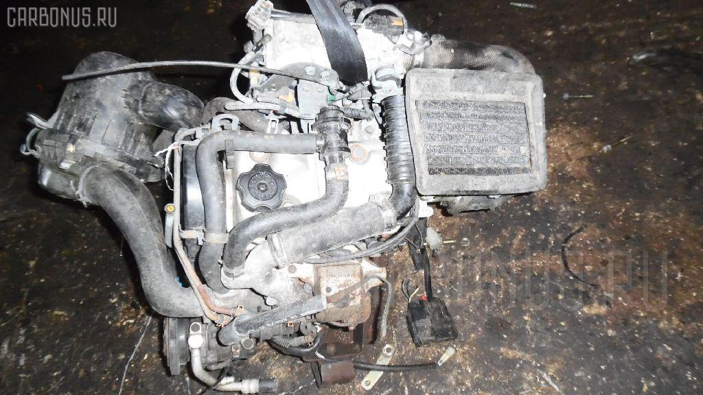 Двигатель SUZUKI ALTO HA11S F6A-T Фото 1