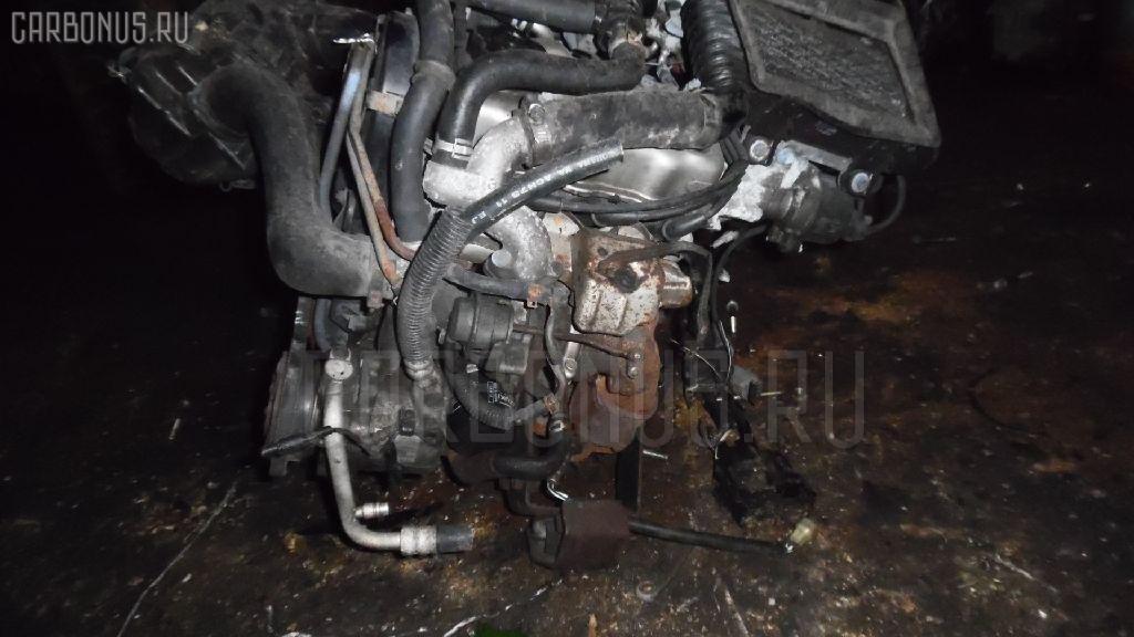 Двигатель SUZUKI ALTO HA11S F6A-T Фото 2