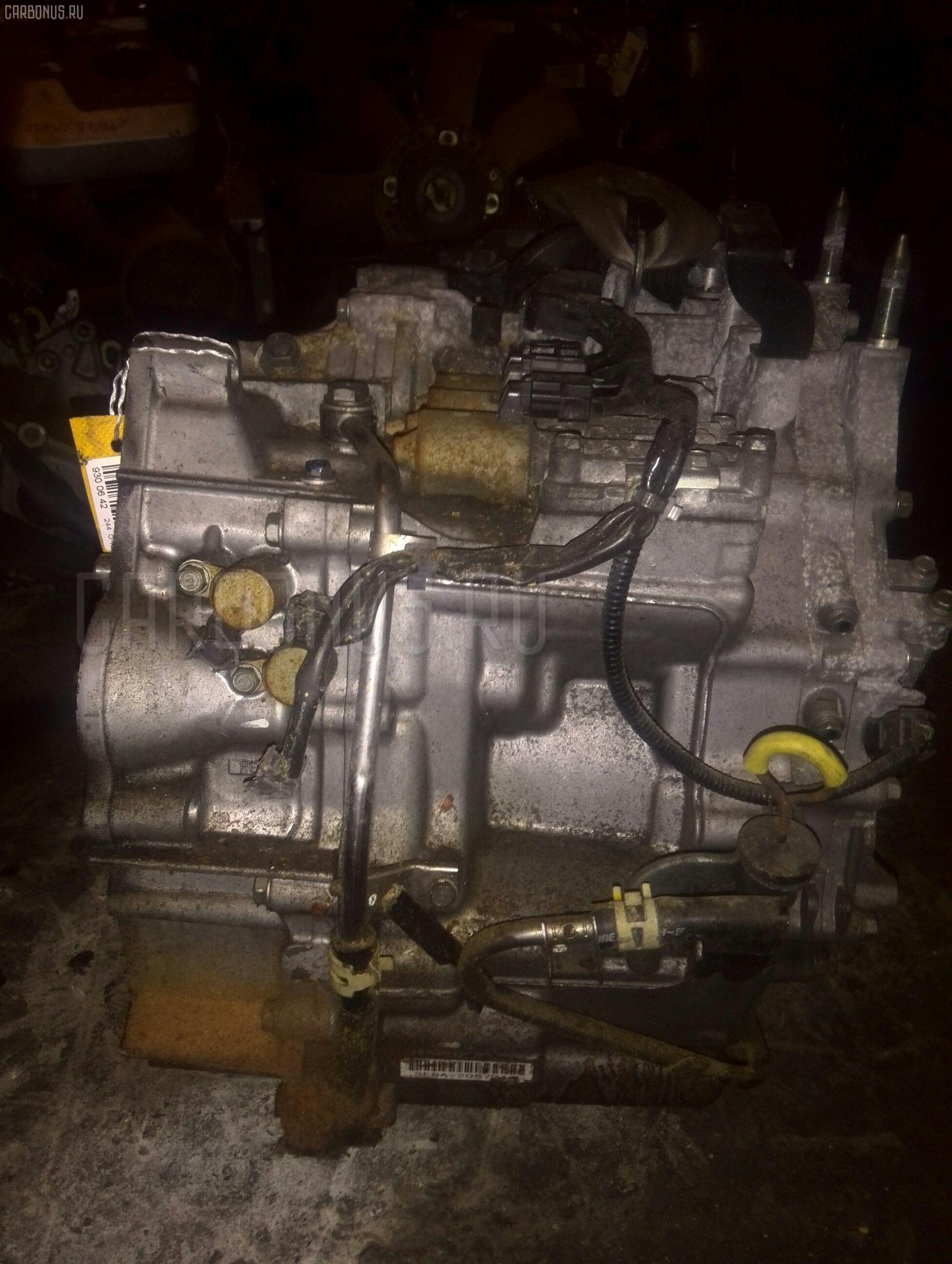КПП автоматическая HONDA FIT GE8 L15A. Фото 6