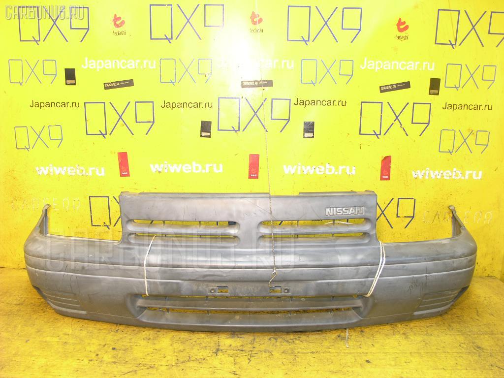 Бампер Nissan Ad van VFY10 Фото 1