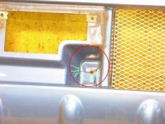 Бампер Suzuki Kei sport HN22S Фото 2