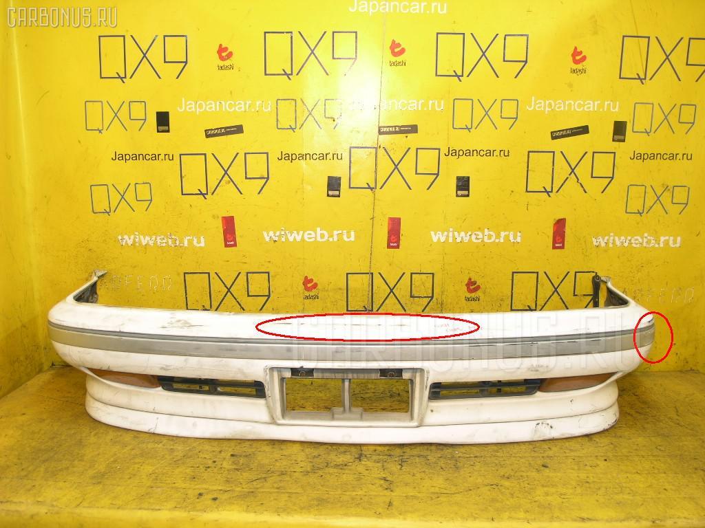Бампер Toyota Chaser GX81 Фото 1
