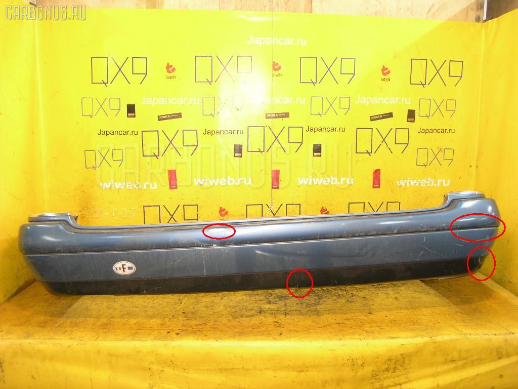 Бампер MERCEDES-BENZ E-CLASS STATION WAGON S210.261 Фото 1
