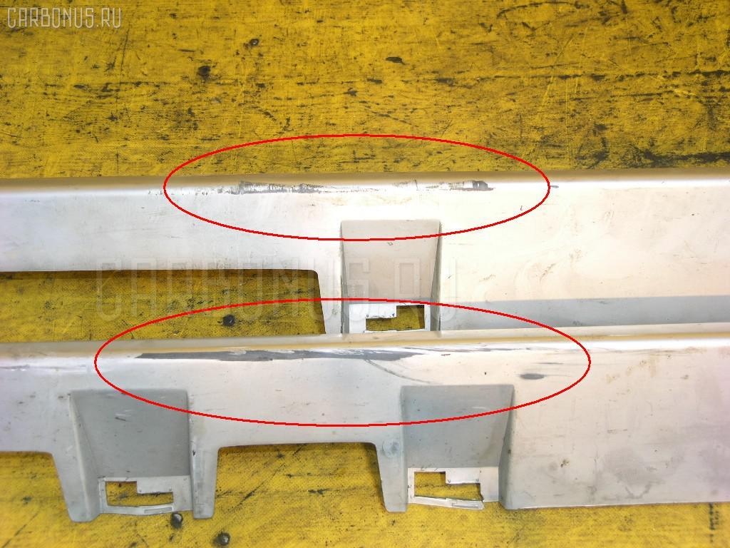 Порог кузова пластиковый ( обвес ) Фото 4