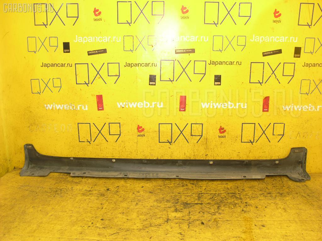 Порог кузова пластиковый ( обвес ) TOYOTA CALDINA ST215W Фото 2