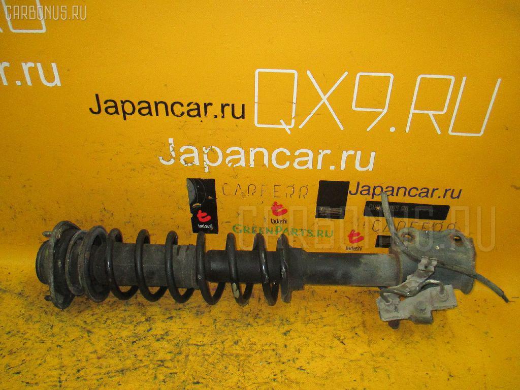 Стойка MITSUBISHI PAJERO JUNIOR H57A 4A31. Фото 9
