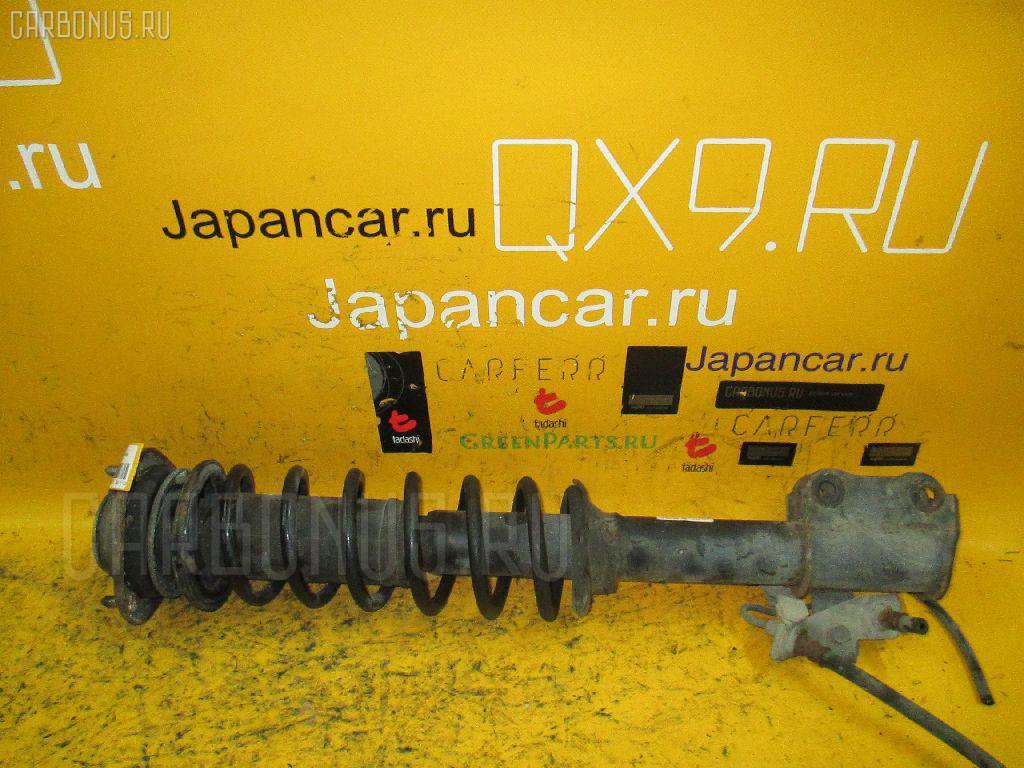 Стойка MITSUBISHI PAJERO JUNIOR H57A 4A31. Фото 11