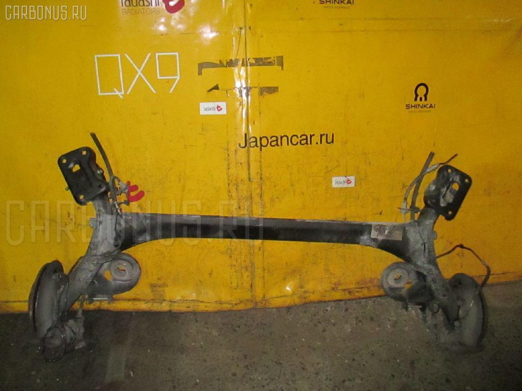 Балка подвески PEUGEOT 307 3CNFU NFU-TU5JP4 Фото 3
