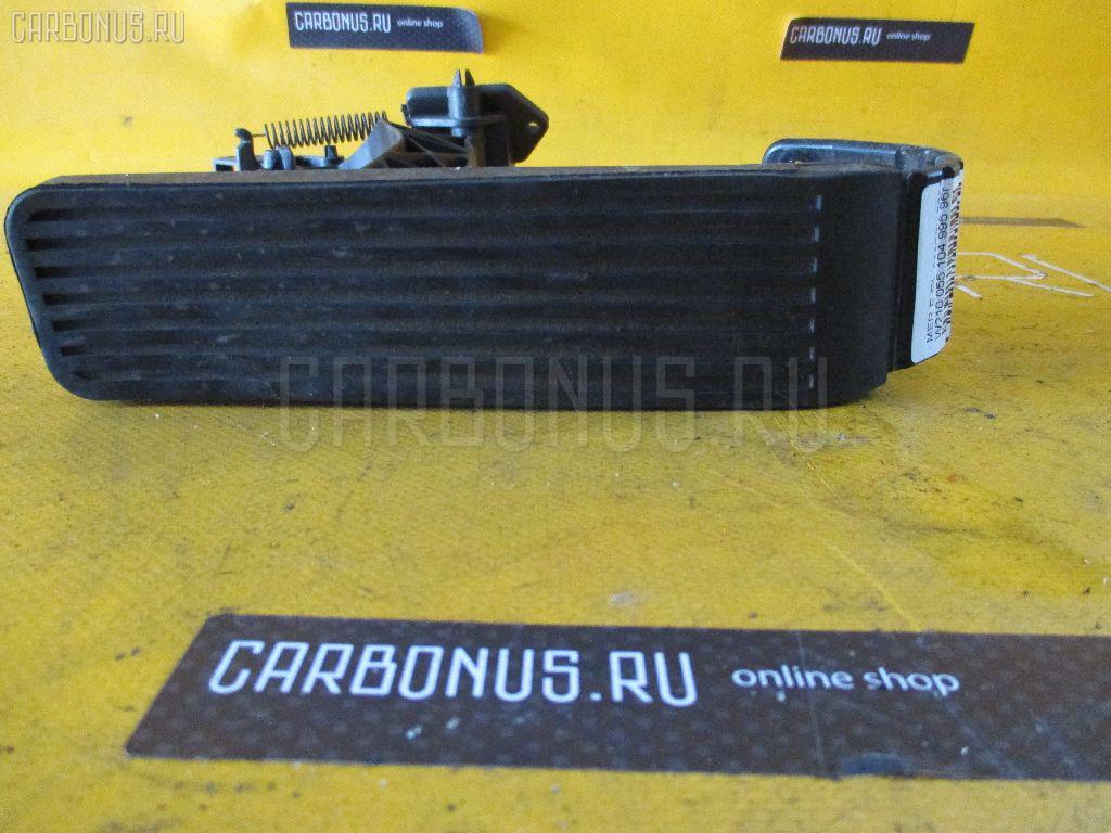 Педаль подачи топлива MERCEDES-BENZ E-CLASS W210.055 104.995. Фото 6