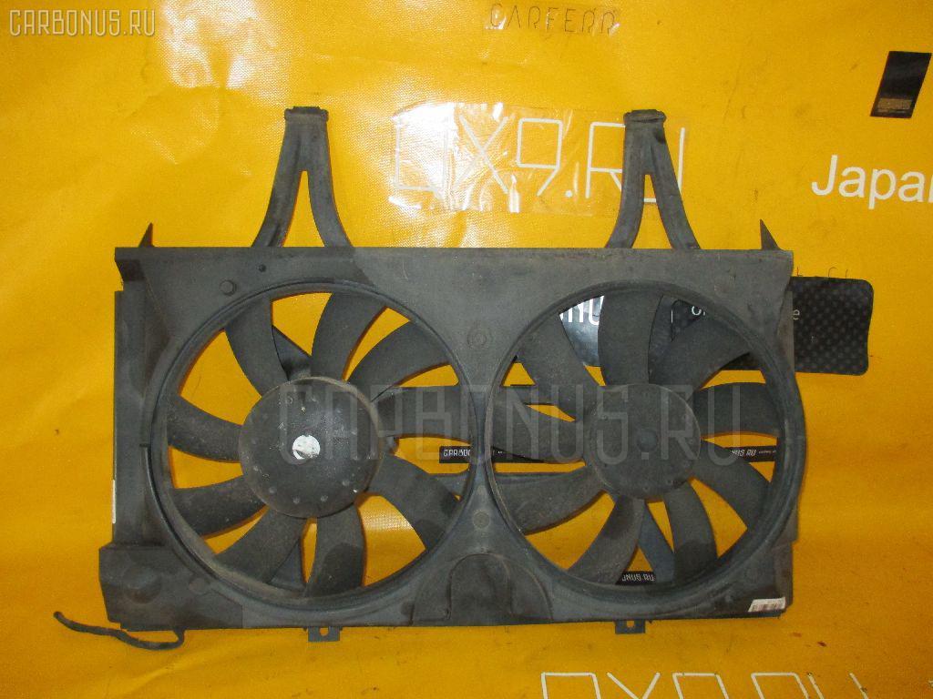 Вентилятор радиатора кондиционера MERCEDES-BENZ E-CLASS W210.055 104.995. Фото 10