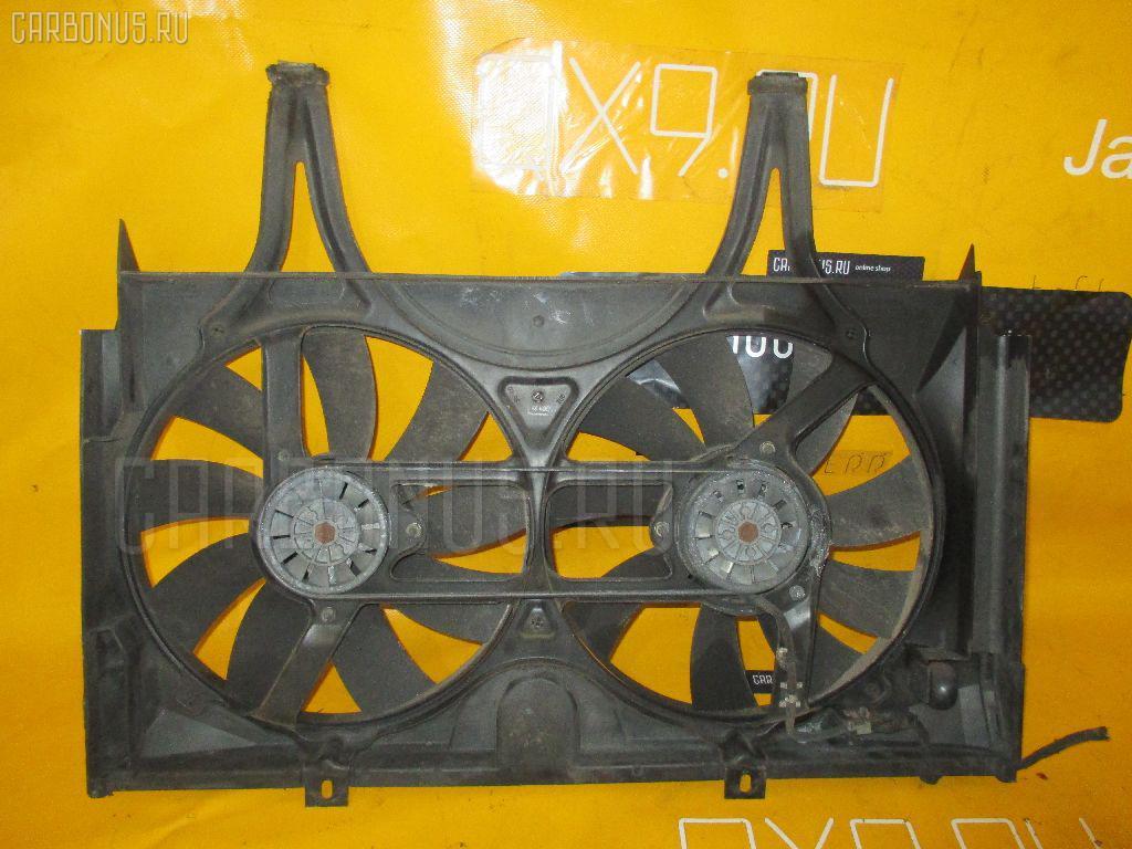 Вентилятор радиатора кондиционера MERCEDES-BENZ E-CLASS W210.055 104.995. Фото 11