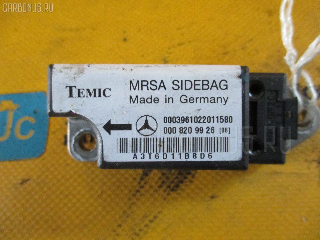 Датчик air bag MERCEDES-BENZ E-CLASS W210.055 104.995 Фото 1