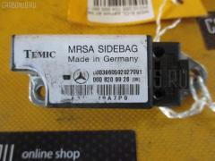 Датчик air bag Mercedes-benz E-class W210.055 104.995 Фото 1