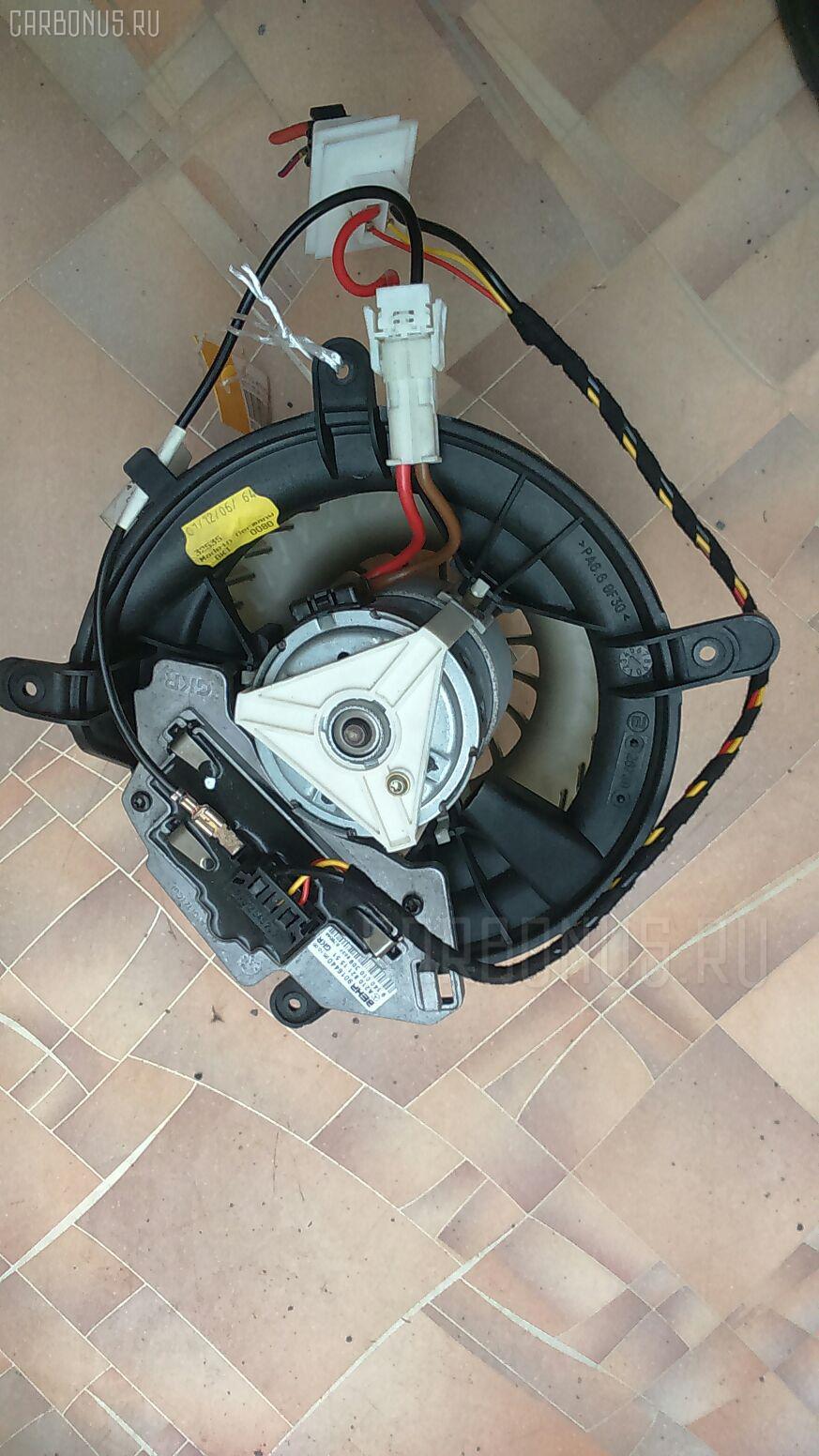 Мотор печки MERCEDES-BENZ E-CLASS W210.055. Фото 5