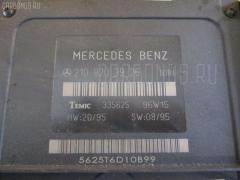 Блок комфорта MERCEDES-BENZ E-CLASS W210.055 Фото 1