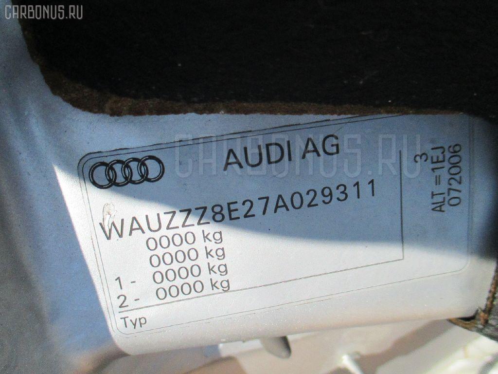Лонжерон AUDI A4 8EALT ALT Фото 2
