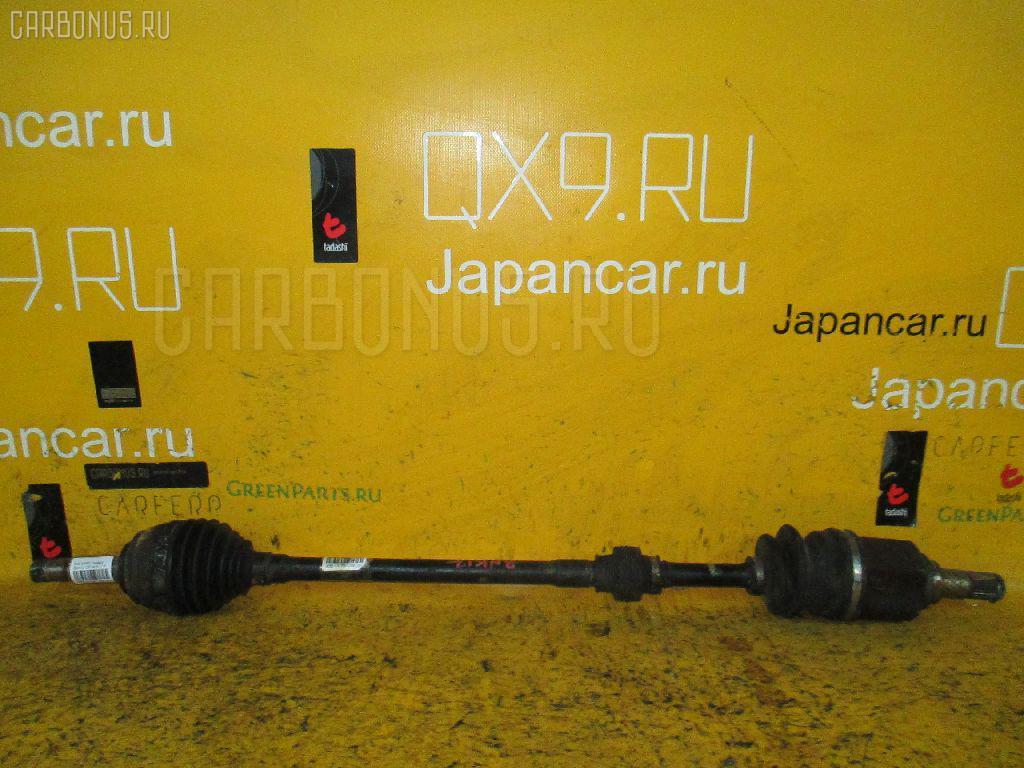 Привод Nissan March BNK12 CR14DE Фото 1