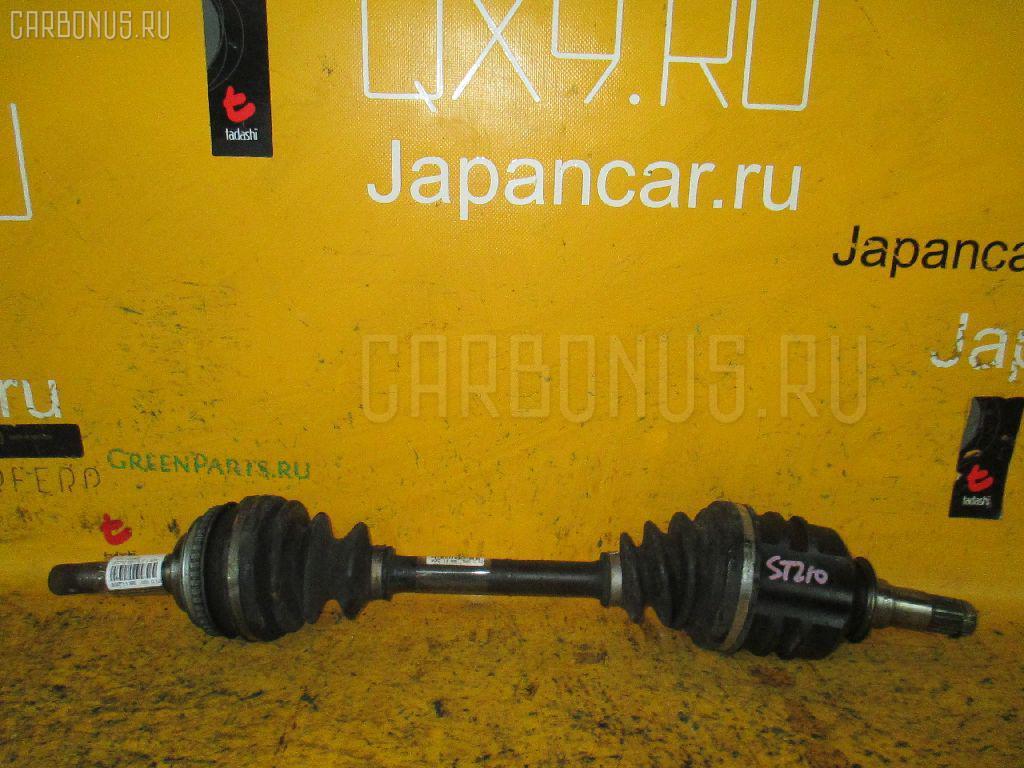 Привод Toyota ST210 3S-FE Фото 1