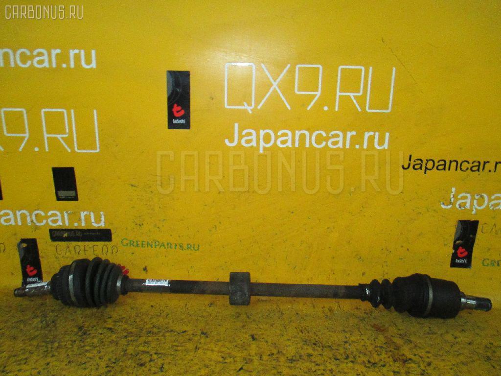 Привод SUZUKI KEI HN11S F6A. Фото 5