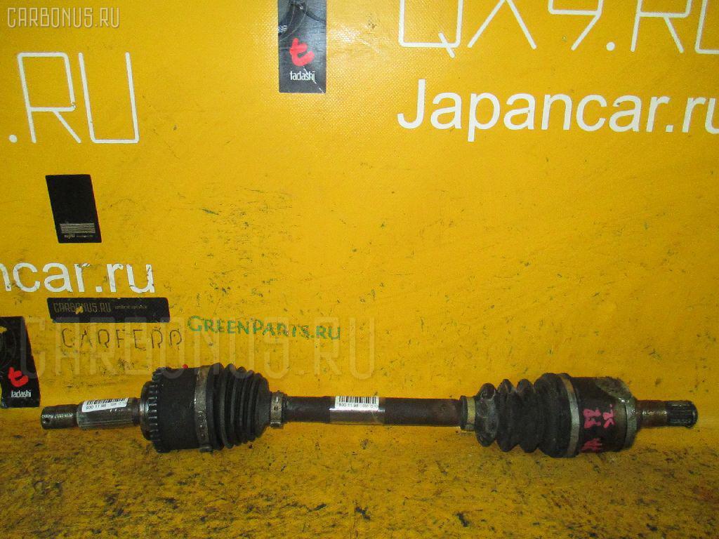 Привод MITSUBISHI PAJERO JUNIOR H57A 4A31 Фото 1