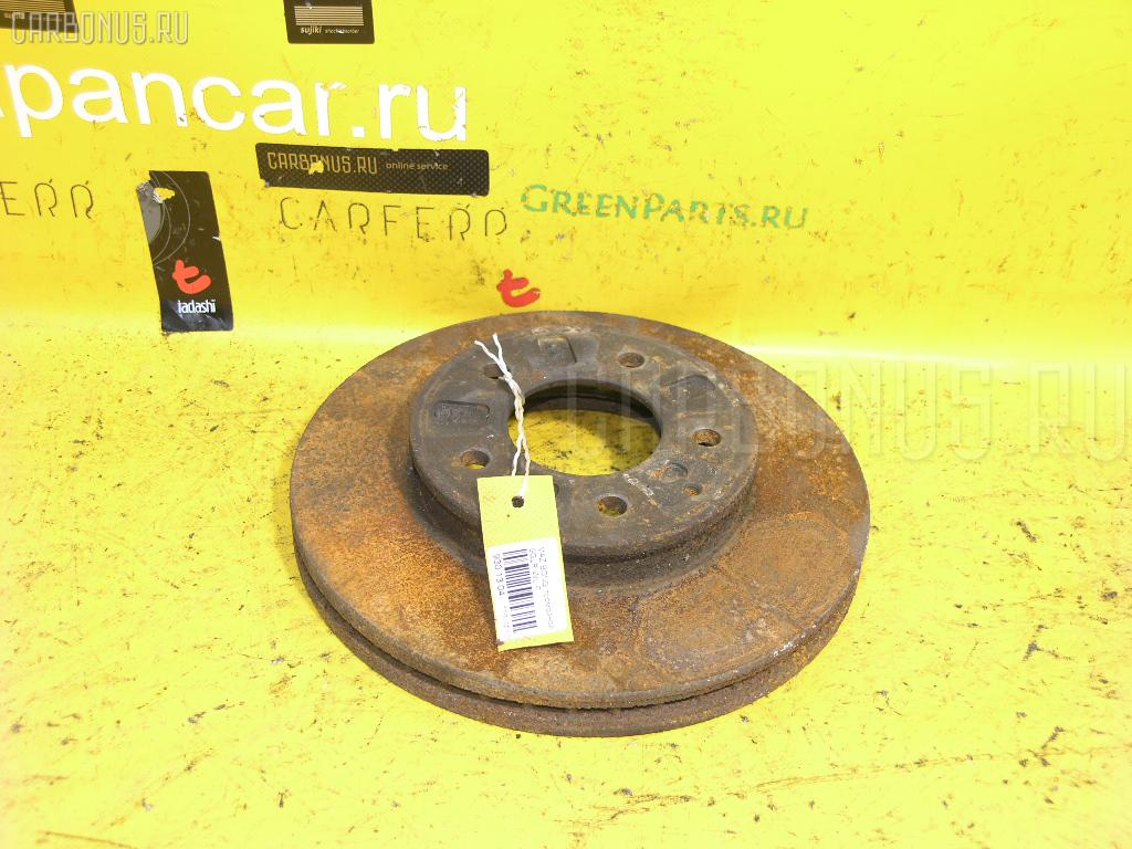 Тормозной диск MAZDA BONGO FRIENDEE SGLR WL Фото 1