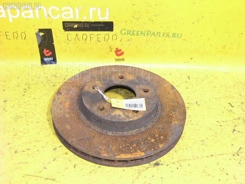 Тормозной диск NISSAN PRESAGE VNU30 YD25DDTI Фото 1
