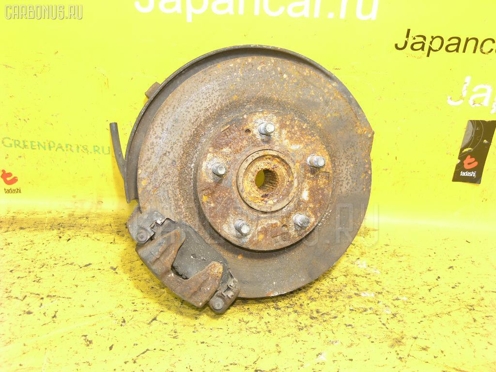 Ступица MITSUBISHI PAJERO JUNIOR H57A 4A31. Фото 10