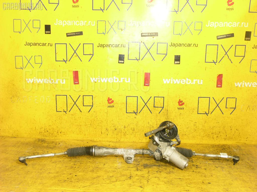 Рулевая рейка HONDA FIT GE8 L15A Фото 1