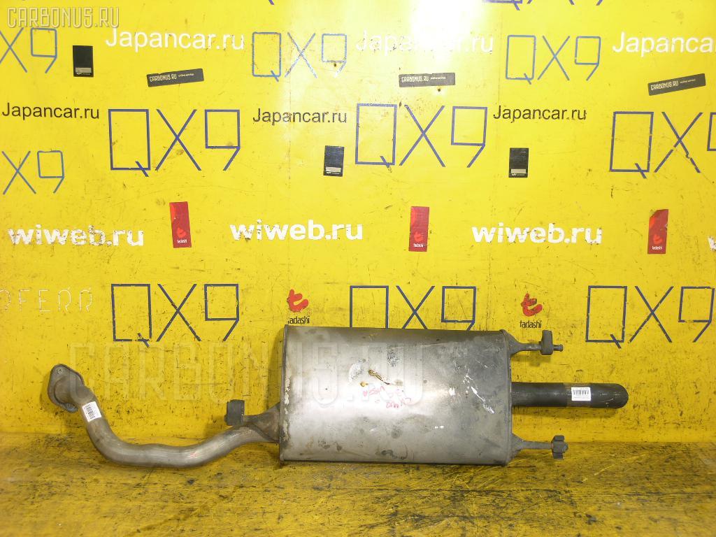 Глушитель TOYOTA VISTA CV40 3C-T Фото 1