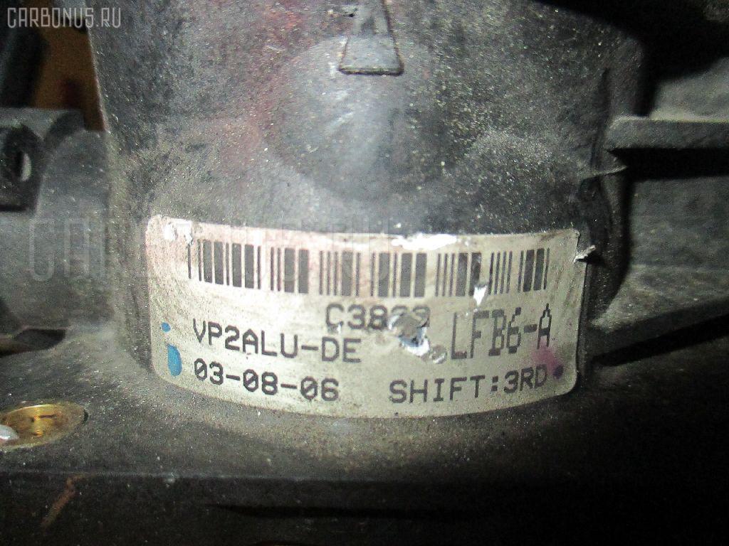 Дроссельная заслонка Mazda Premacy CREW LF Фото 1