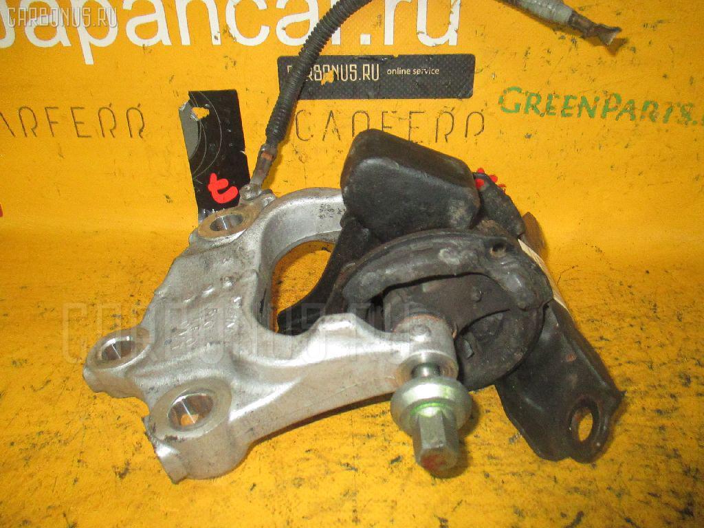 Подушка двигателя HONDA FIT GE8 L15A. Фото 3