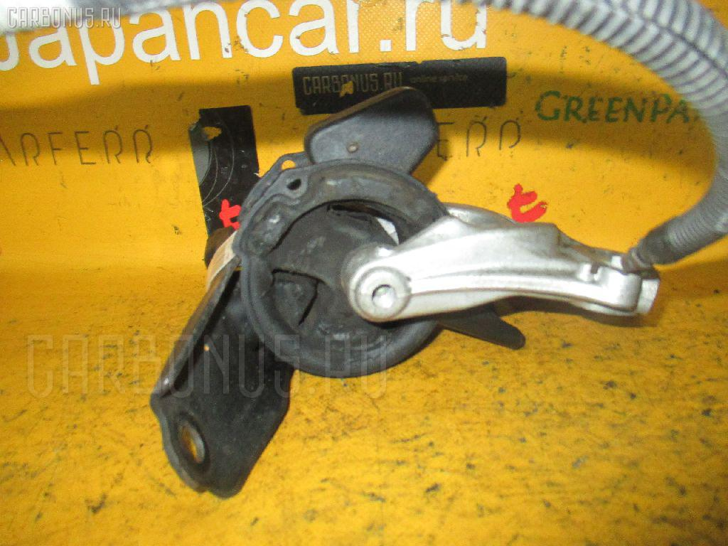 Подушка двигателя HONDA FIT GE8 L15A. Фото 4