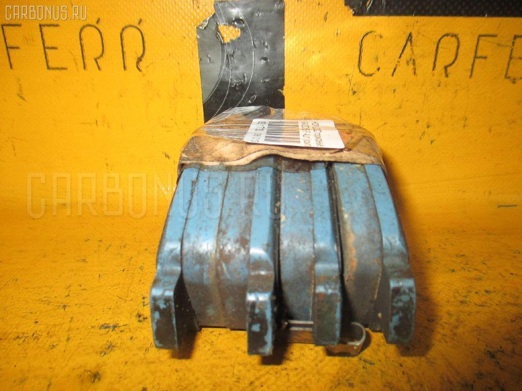 Тормозные колодки HONDA LOGO GA3 D13B Фото 2