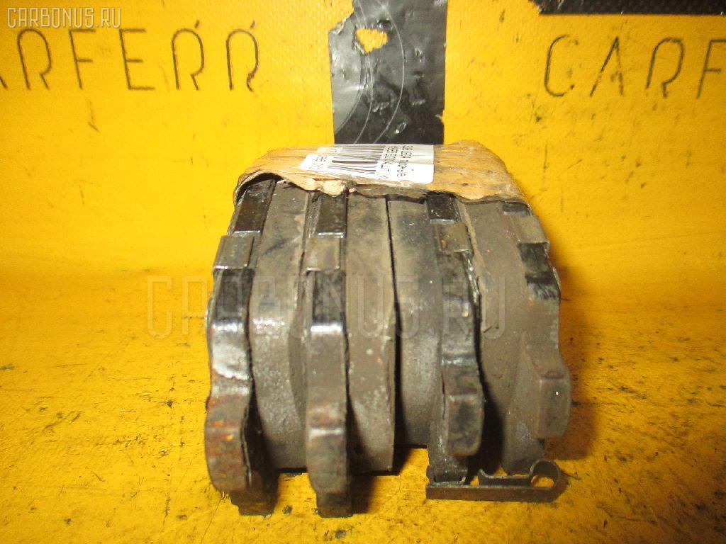 Тормозные колодки SUBARU LEGACY B4 BE5 EJ204 Фото 2