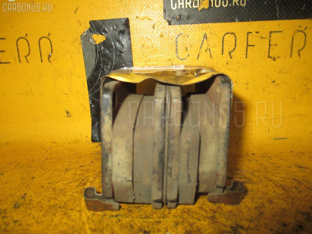 Тормозные колодки MAZDA DEMIO DW3W B3 Фото 2