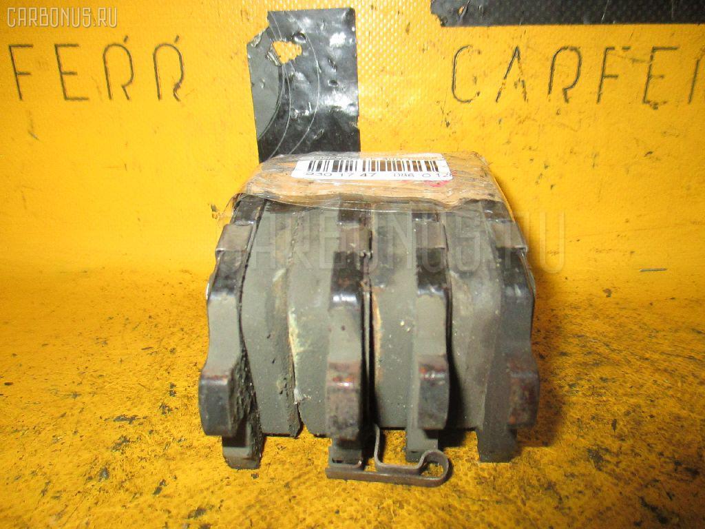 Тормозные колодки SUBARU LEGACY LANCASTER BH9 EJ25 Фото 2