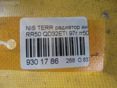 Радиатор интеркулера Nissan Terrano RR50 QD32ETI Фото 3