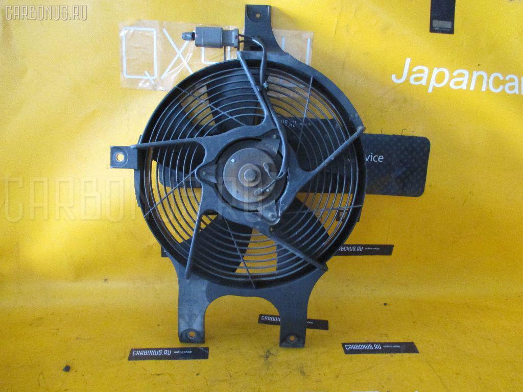 Вентилятор радиатора кондиционера Nissan Terrano RR50 QD32ETI Фото 1