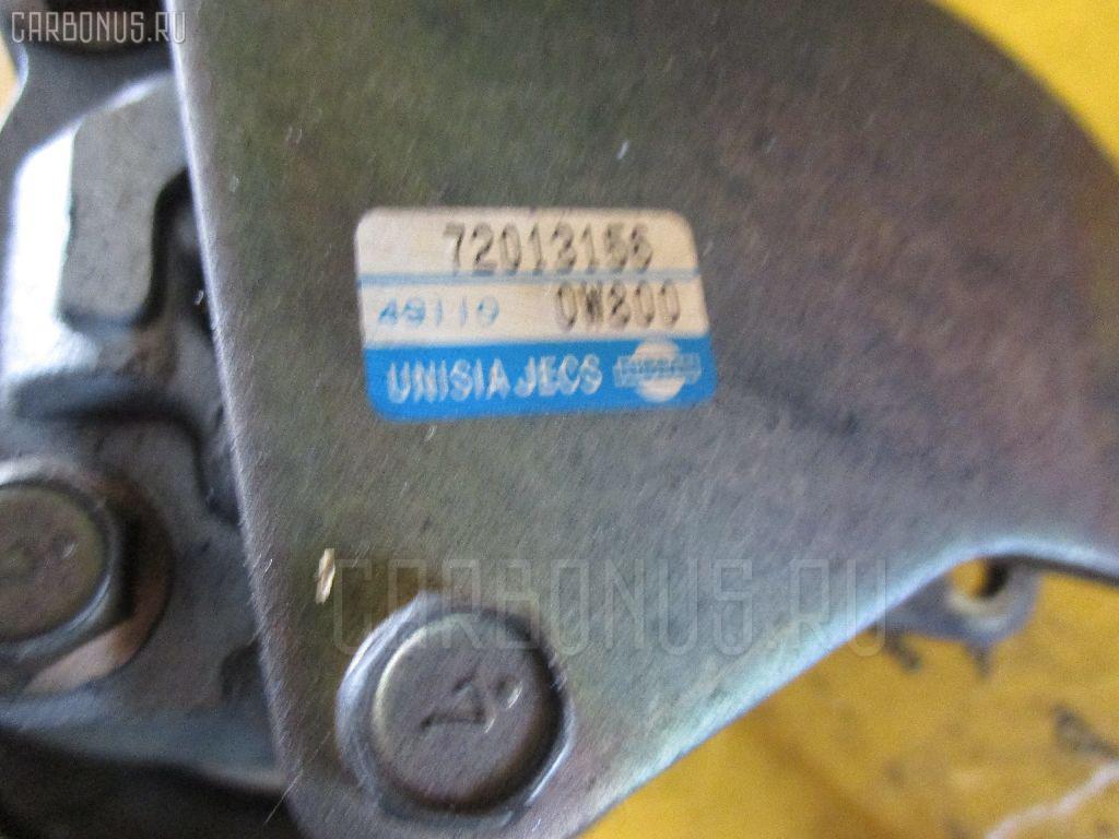 Гидроусилителя насос NISSAN TERRANO RR50 QD32ETI. Фото 7