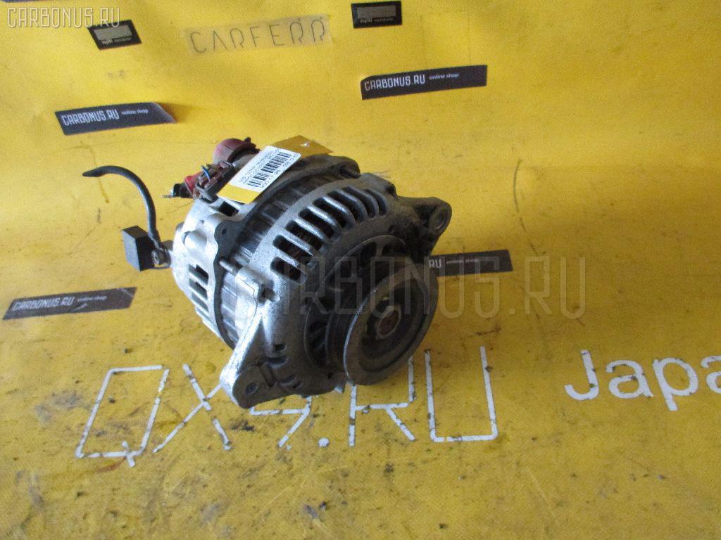 Генератор NISSAN TERRANO RR50 QD32ETI. Фото 2