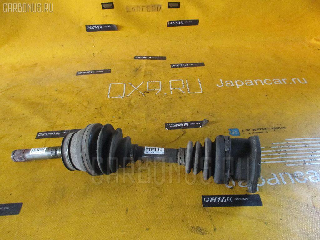 Привод Nissan Terrano RR50 QD32ETI Фото 1