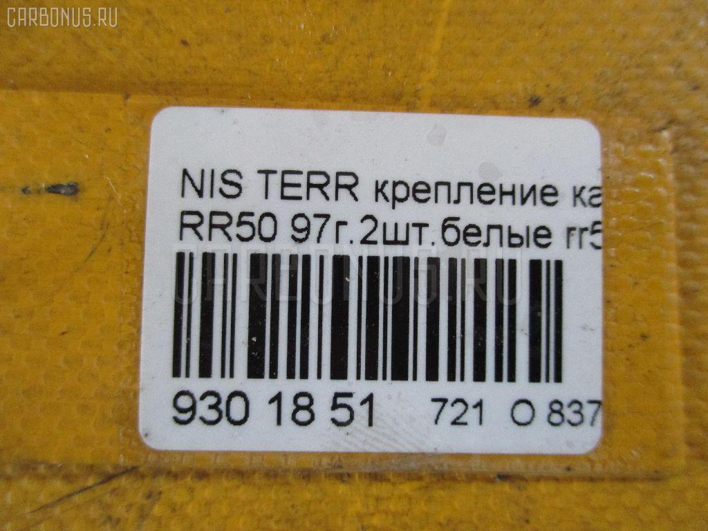 Крепление капота NISSAN TERRANO RR50 Фото 2