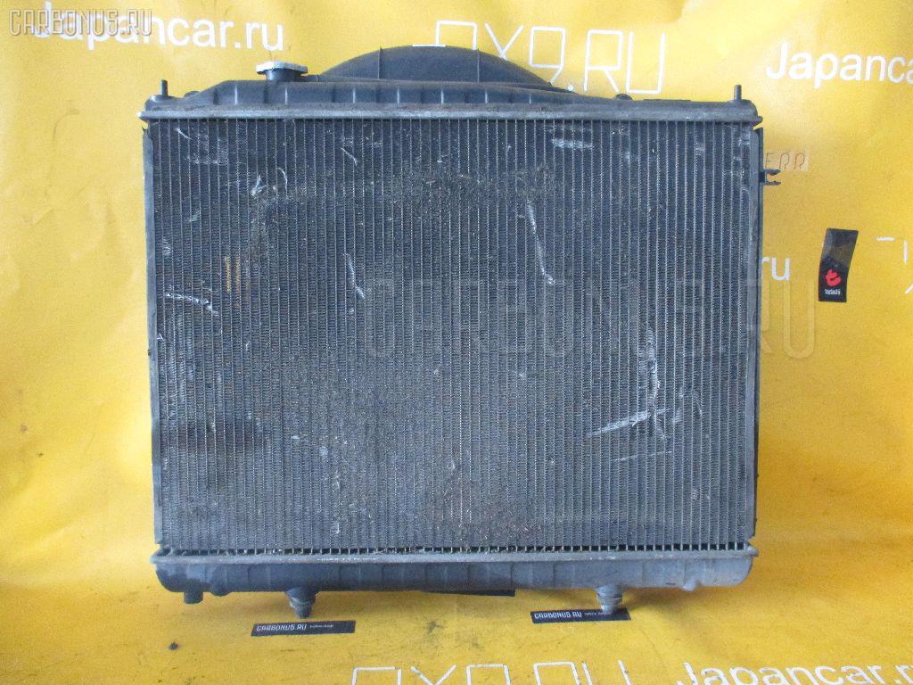 Радиатор ДВС NISSAN TERRANO RR50 QD32ETI Фото 1