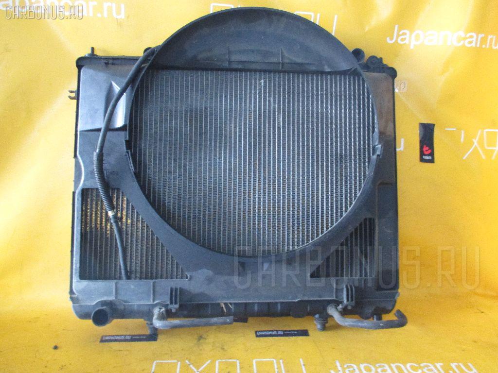 Радиатор ДВС NISSAN TERRANO RR50 QD32ETI. Фото 2