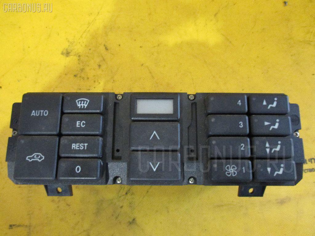 Блок управления климатконтроля Mercedes-benz C-class W202.125 605.910 Фото 1