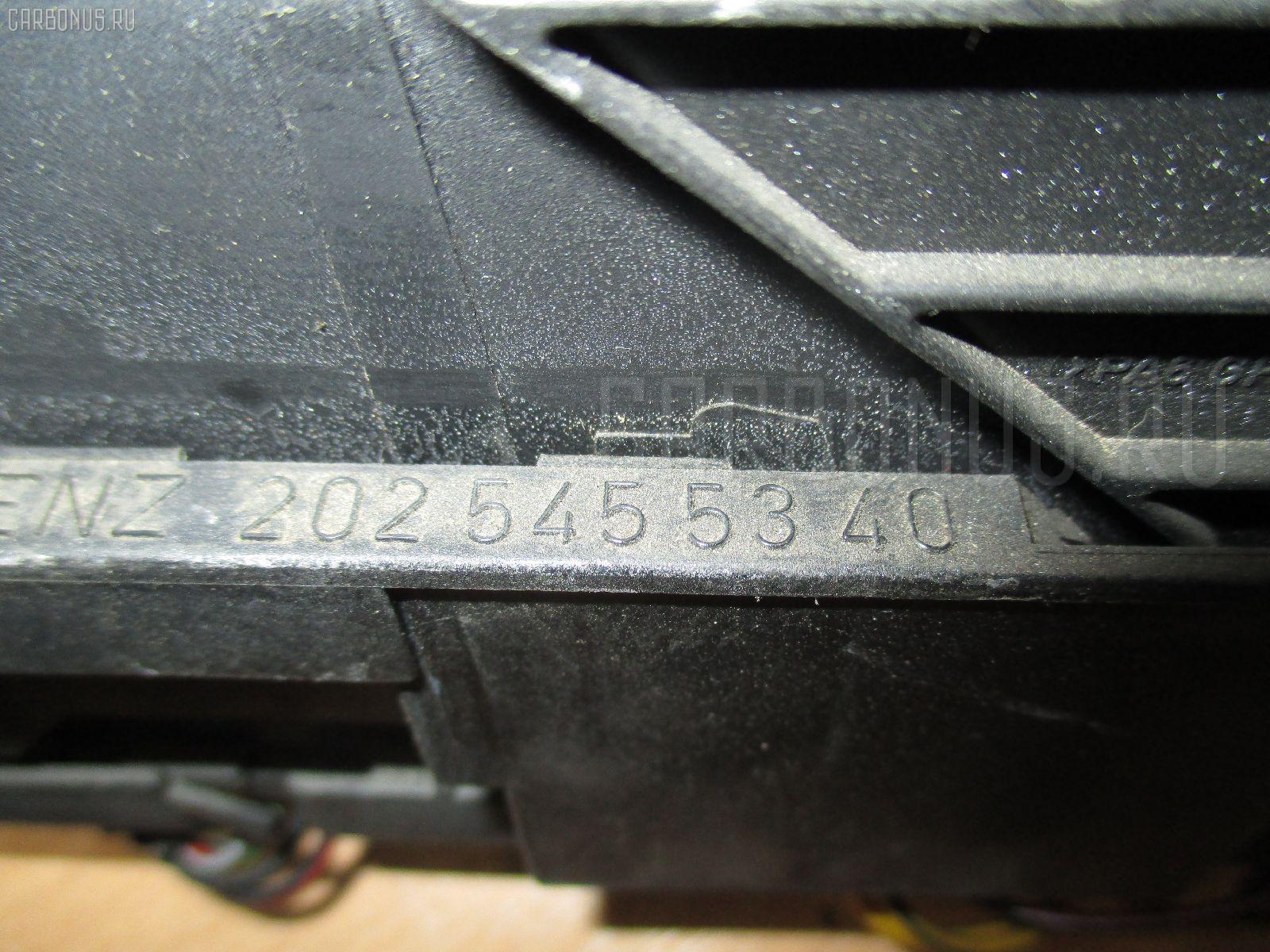 Блок предохранителей MERCEDES-BENZ C-CLASS W202.125 605.910 Фото 1