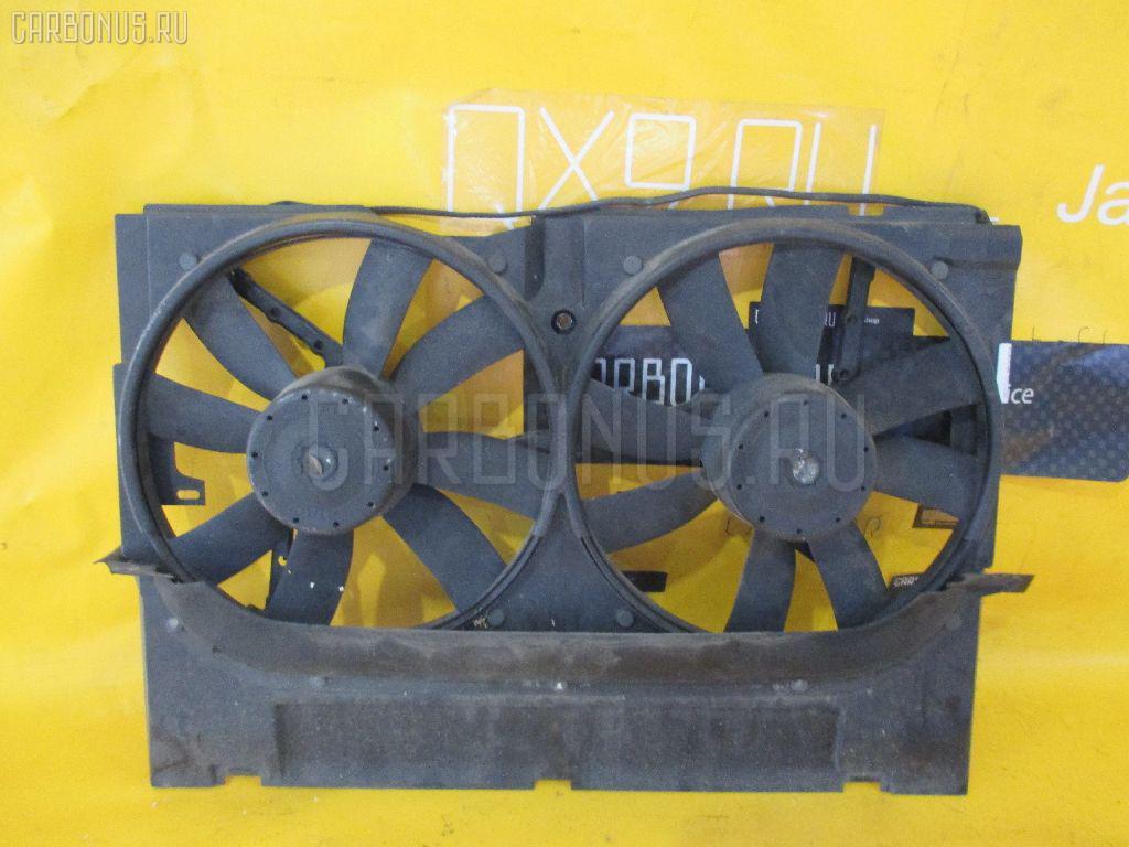 Вентилятор радиатора кондиционера MERCEDES-BENZ C-CLASS W202.125 605.910 Фото 1